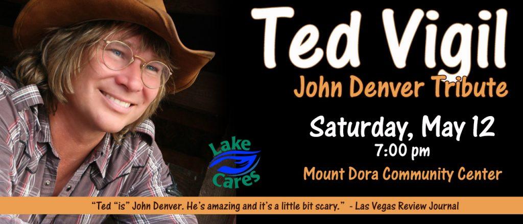 Ted Vigil Concert